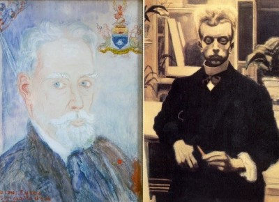 James Ensor en Léon Spilliaert