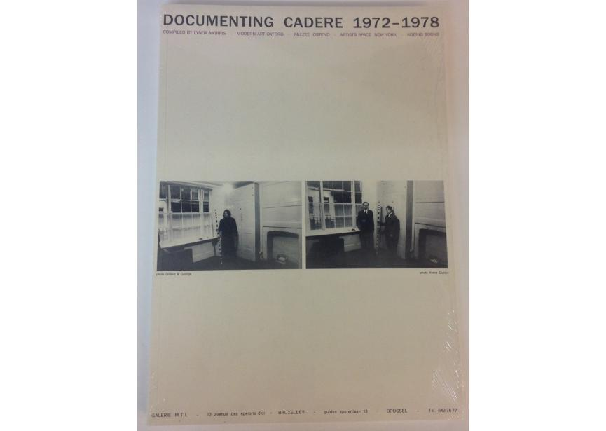Documenting Cadere